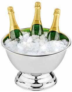 Champagne køler udlejes til fest og event.