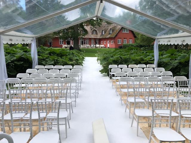 Bryllup på Humleorehus