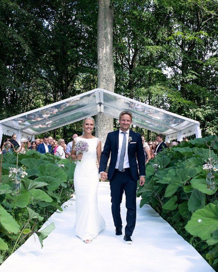 Udendørs Bryllup